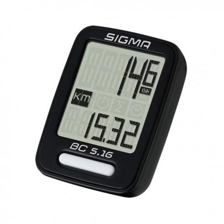SIGMA Ciclocomp. BC 5.16