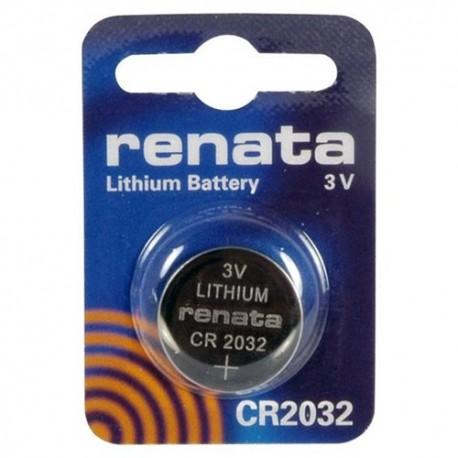 RENATA Pila botón de litio de 3V CR2032